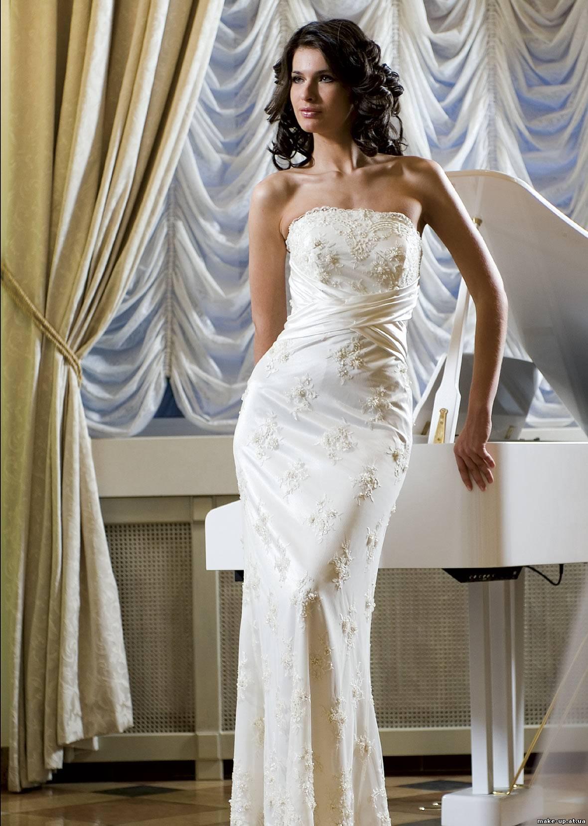 Как сшить свадебное платье своими руками 50